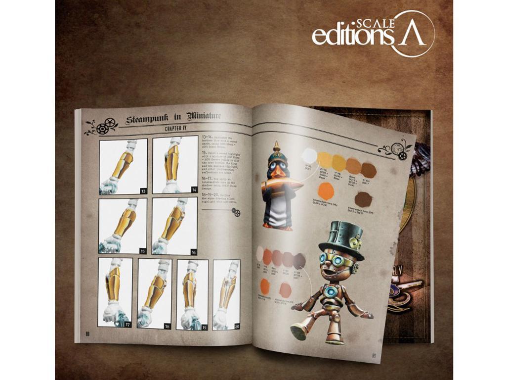 Steampunk in Miniature (Vista 6)