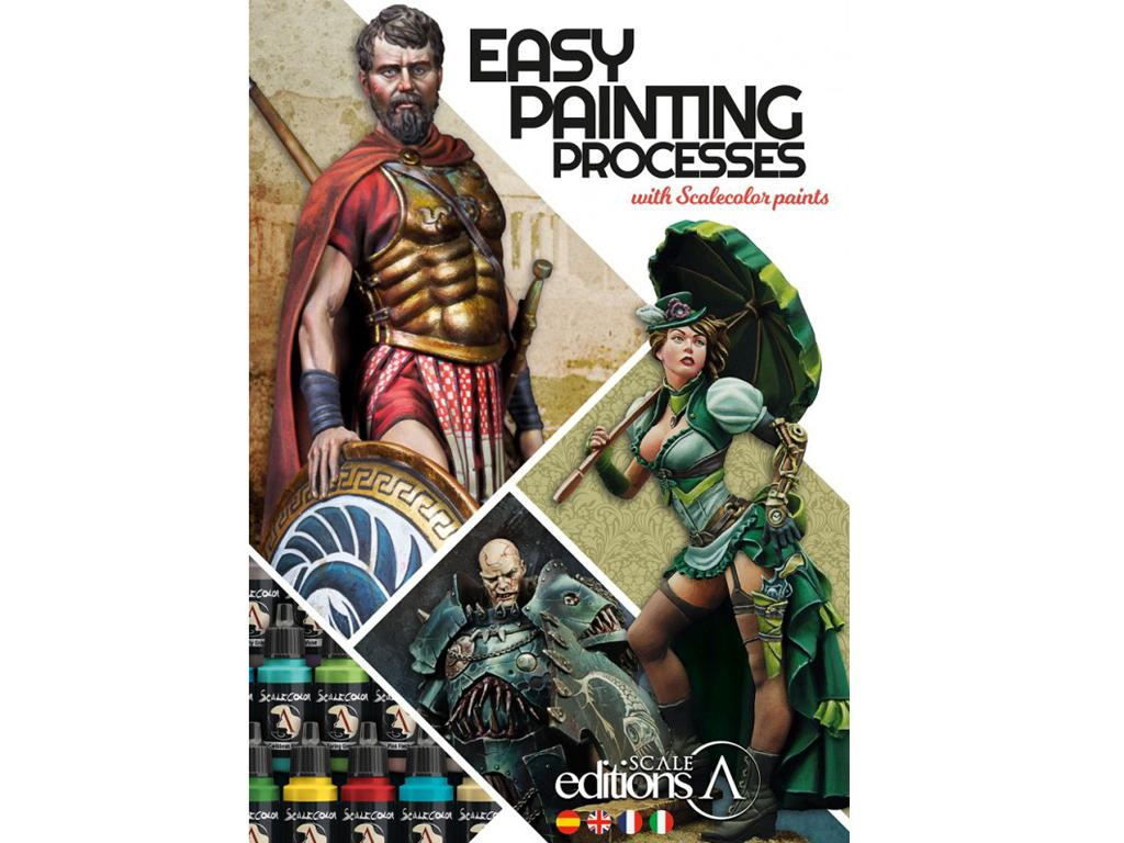 Procesos fáciles de pintar (Vista 1)