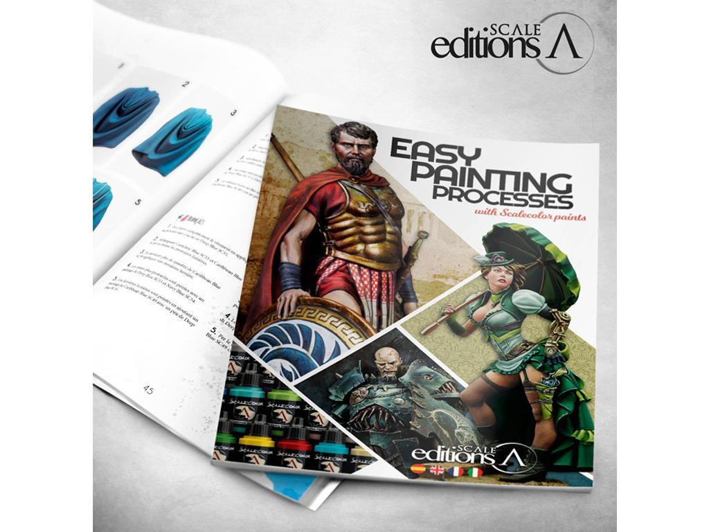 Procesos fáciles de pintar (Vista 3)