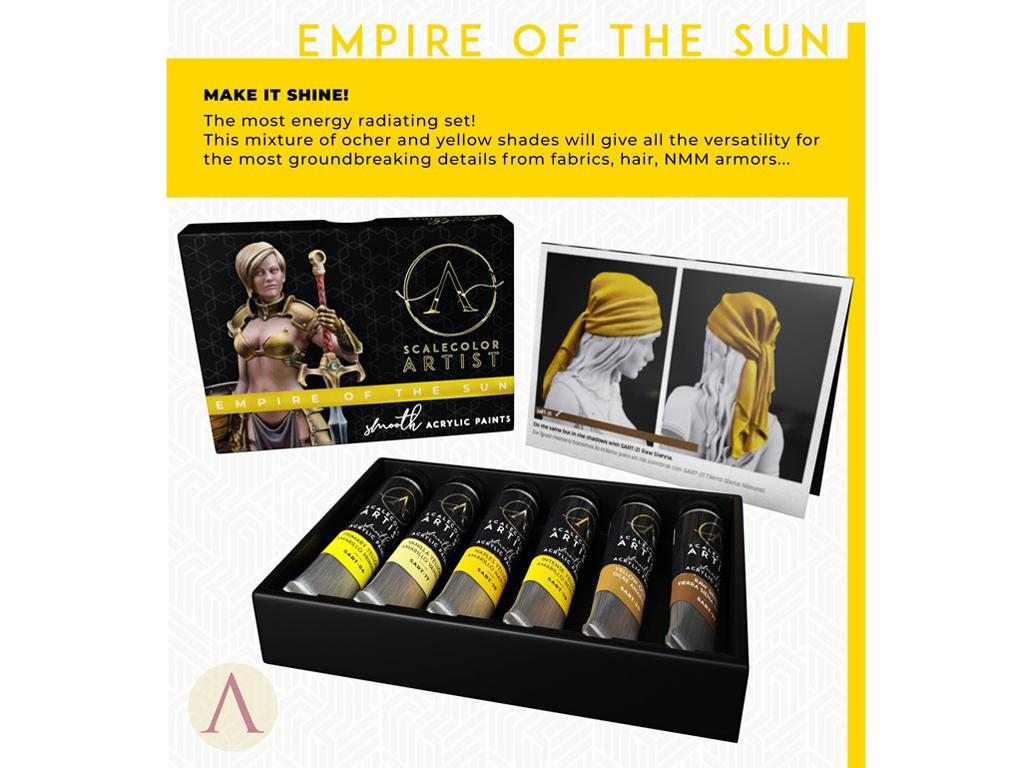 Imperio del Sol (Vista 2)