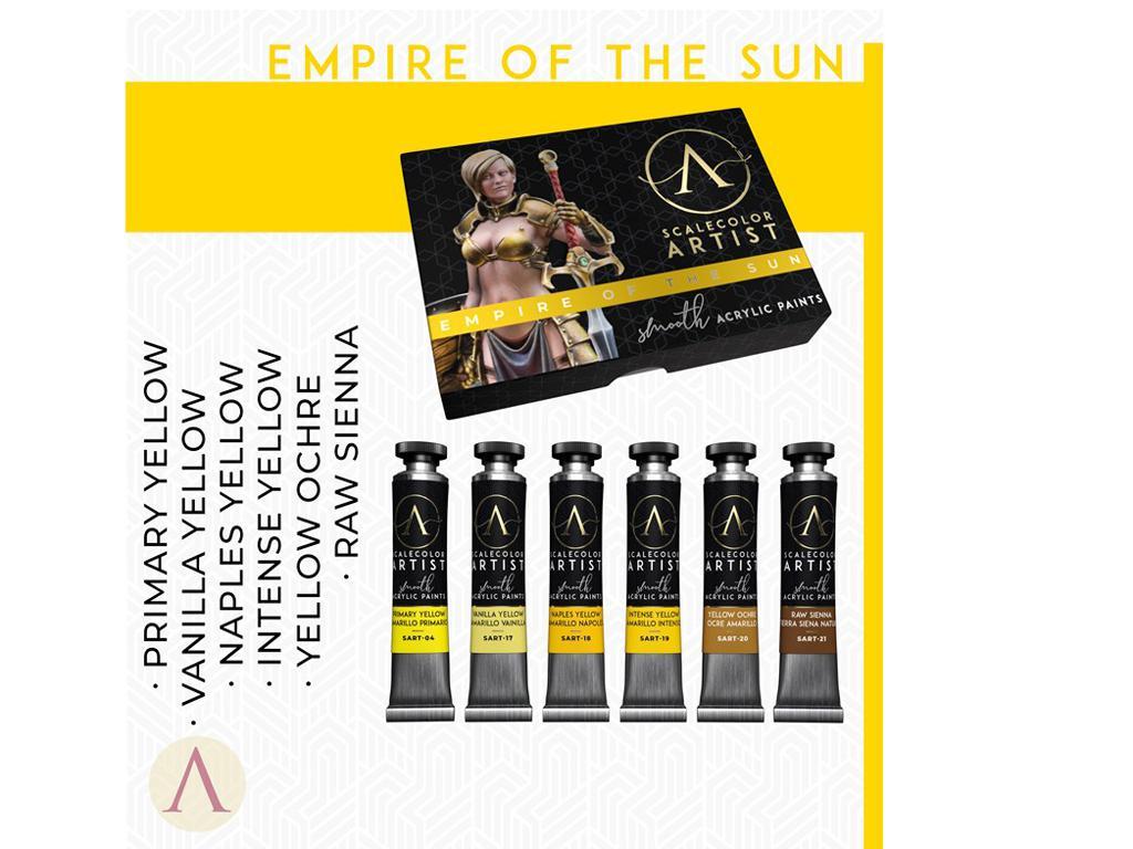 Imperio del Sol (Vista 3)