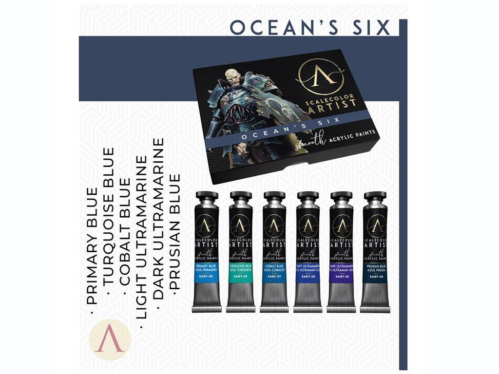 Ocean's Six (Vista 3)