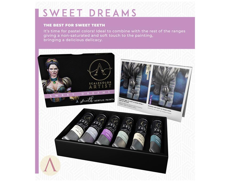 Dulces sueños (Vista 2)