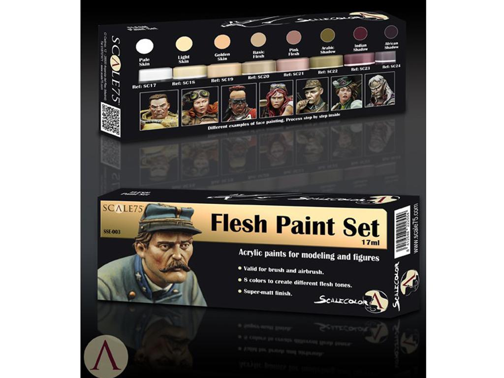 Set para pintar carne (Vista 1)
