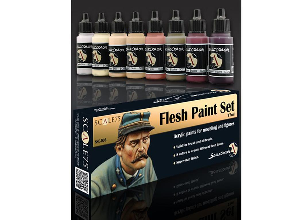 Set para pintar carne (Vista 2)