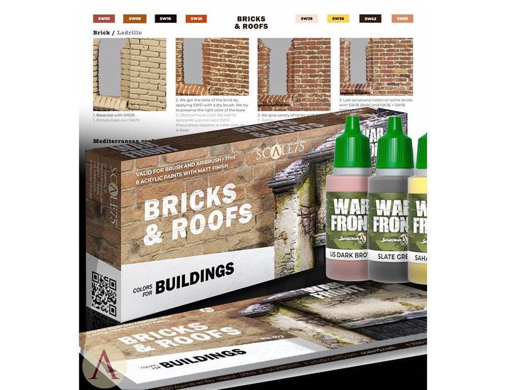 Ladrillos y tejados (Vista 2)
