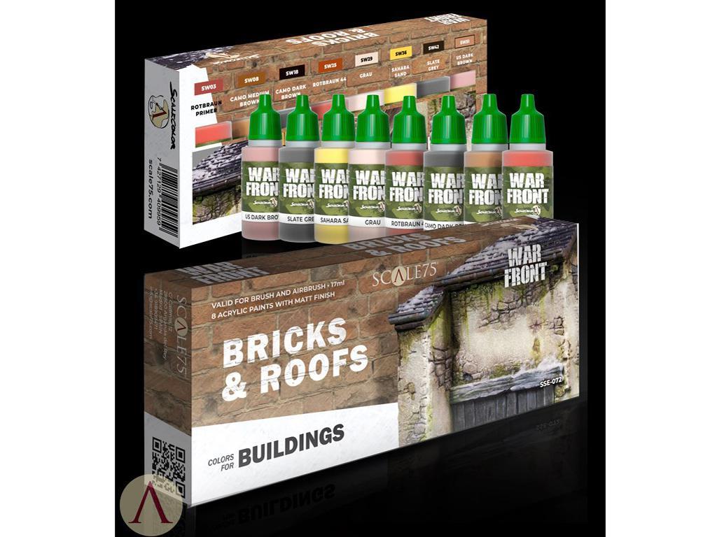Ladrillos y tejados (Vista 3)