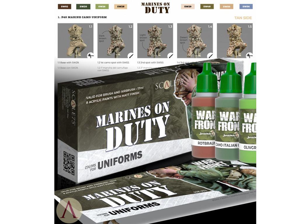 Marines on Duty (Vista 2)