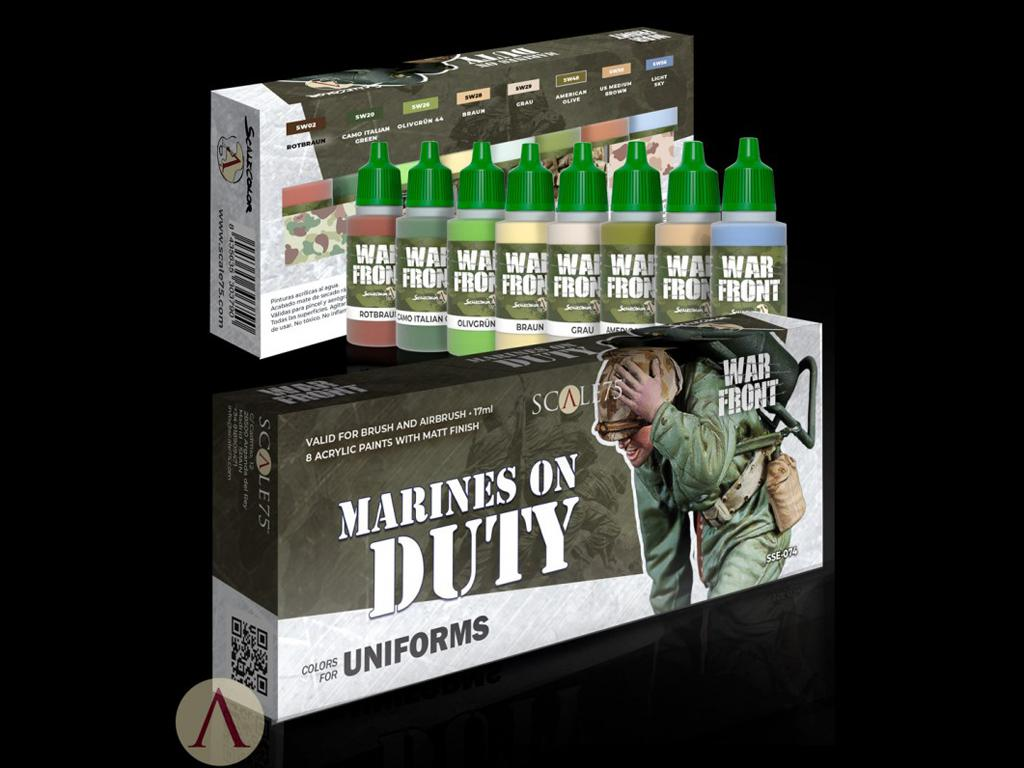 Marines on Duty (Vista 3)