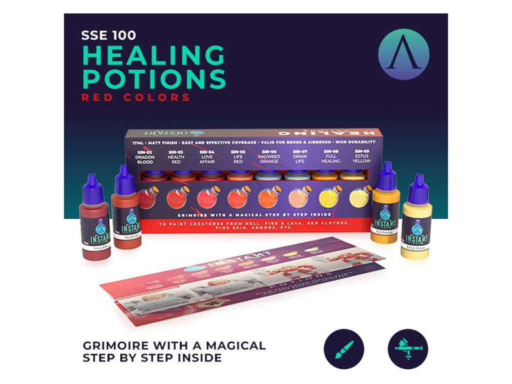 Healing Potions (Vista 1)