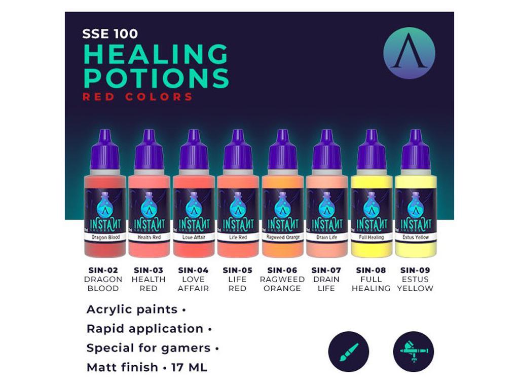 Healing Potions (Vista 2)