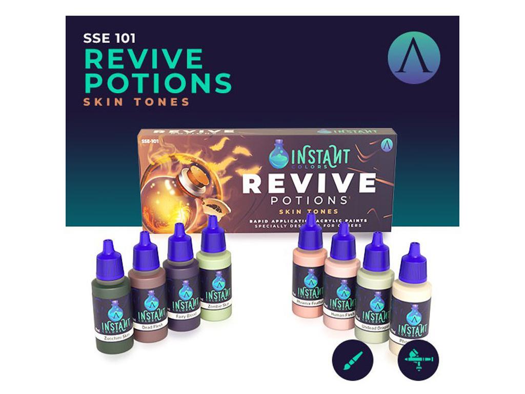 Revive Potions (Vista 1)