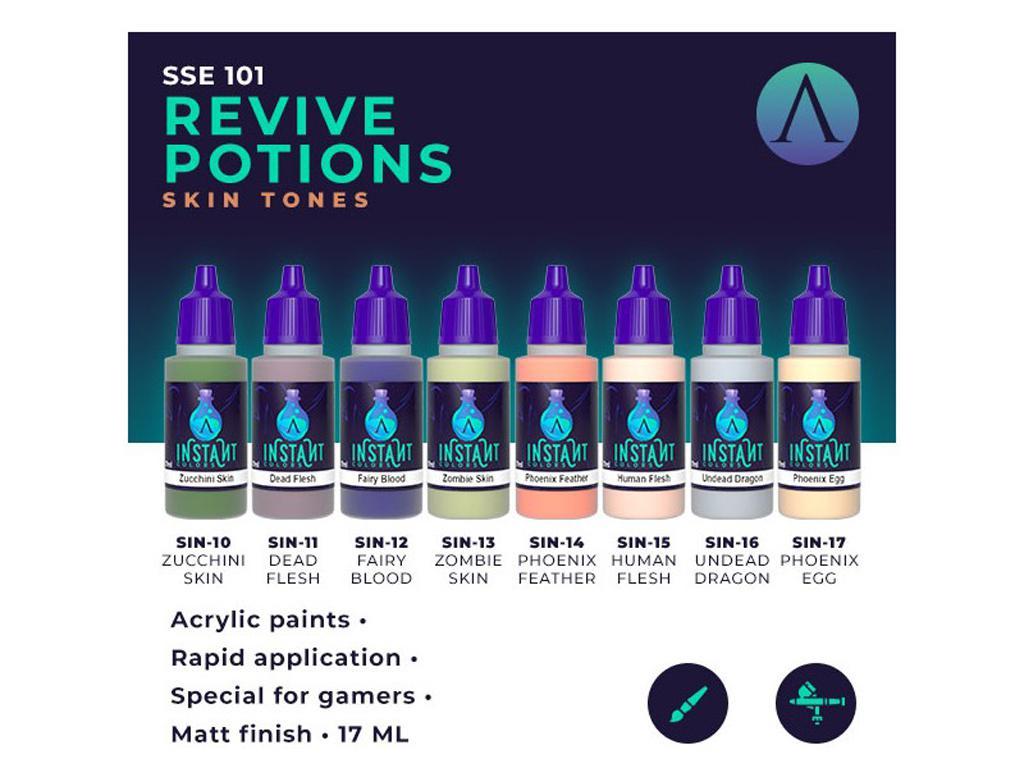 Revive Potions (Vista 3)