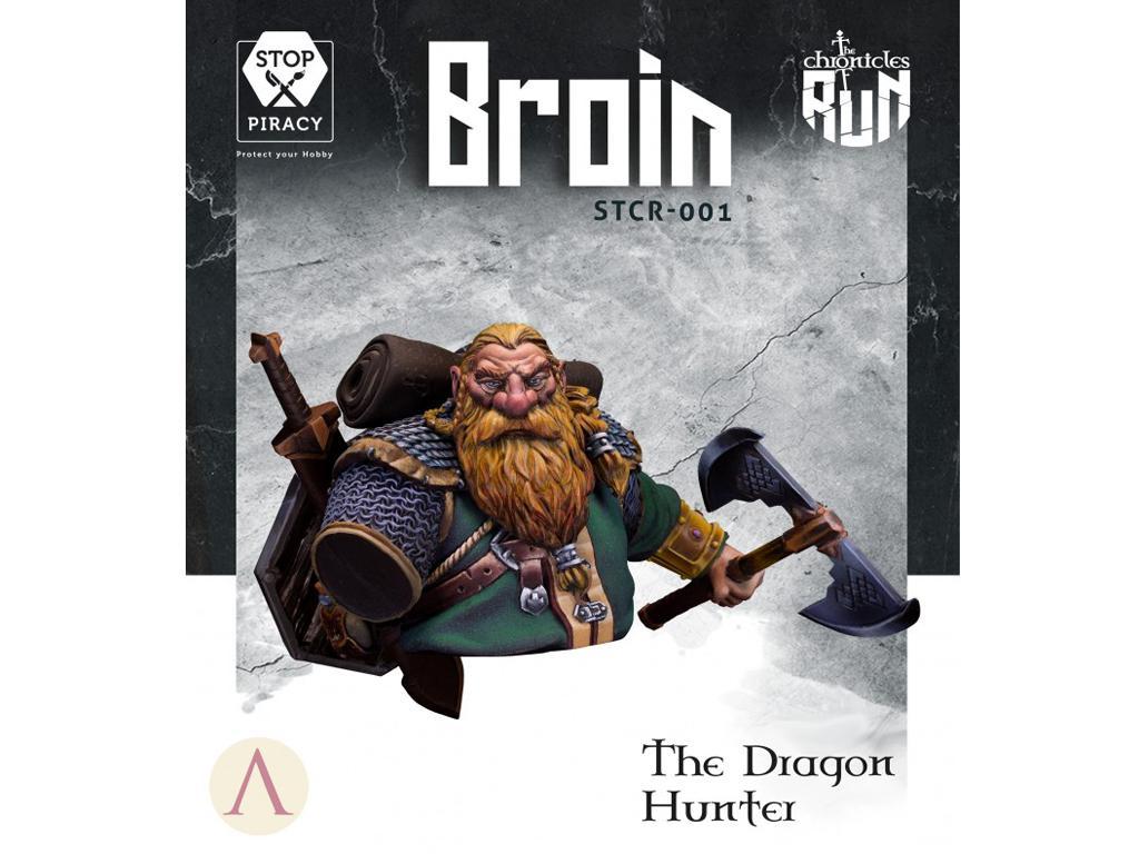 Broin el Cazador de Dragones (Vista 1)