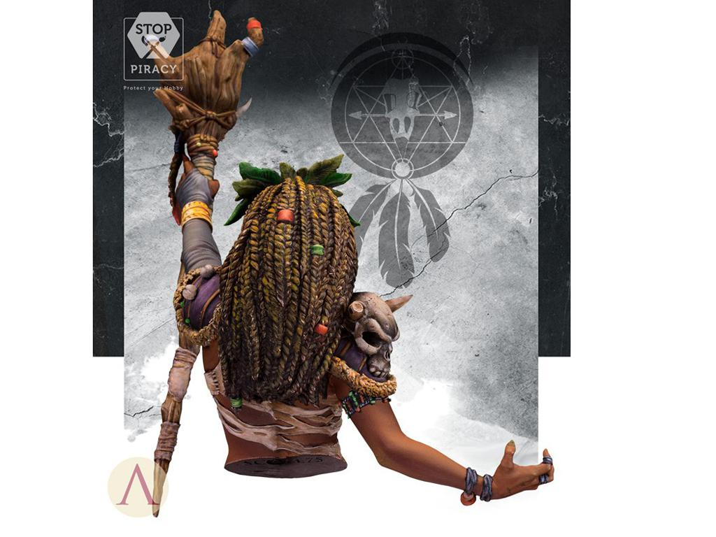 ARUK'HA La Hechicera Oscura (Vista 5)