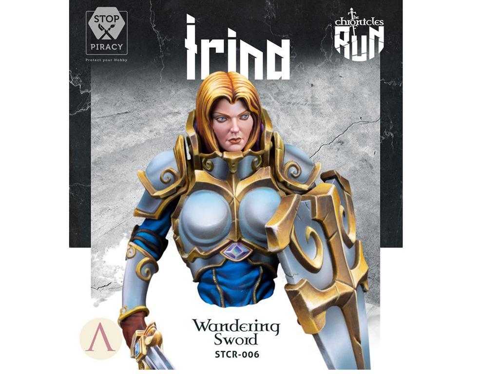 Irina Wandering Sword (Vista 1)