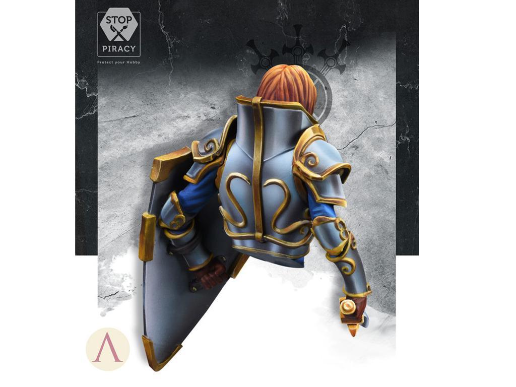 Irina Wandering Sword (Vista 4)