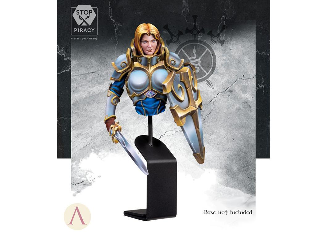 Irina Wandering Sword (Vista 5)