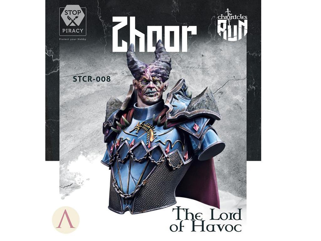 Zhoor the Lord of Havoc (Vista 1)