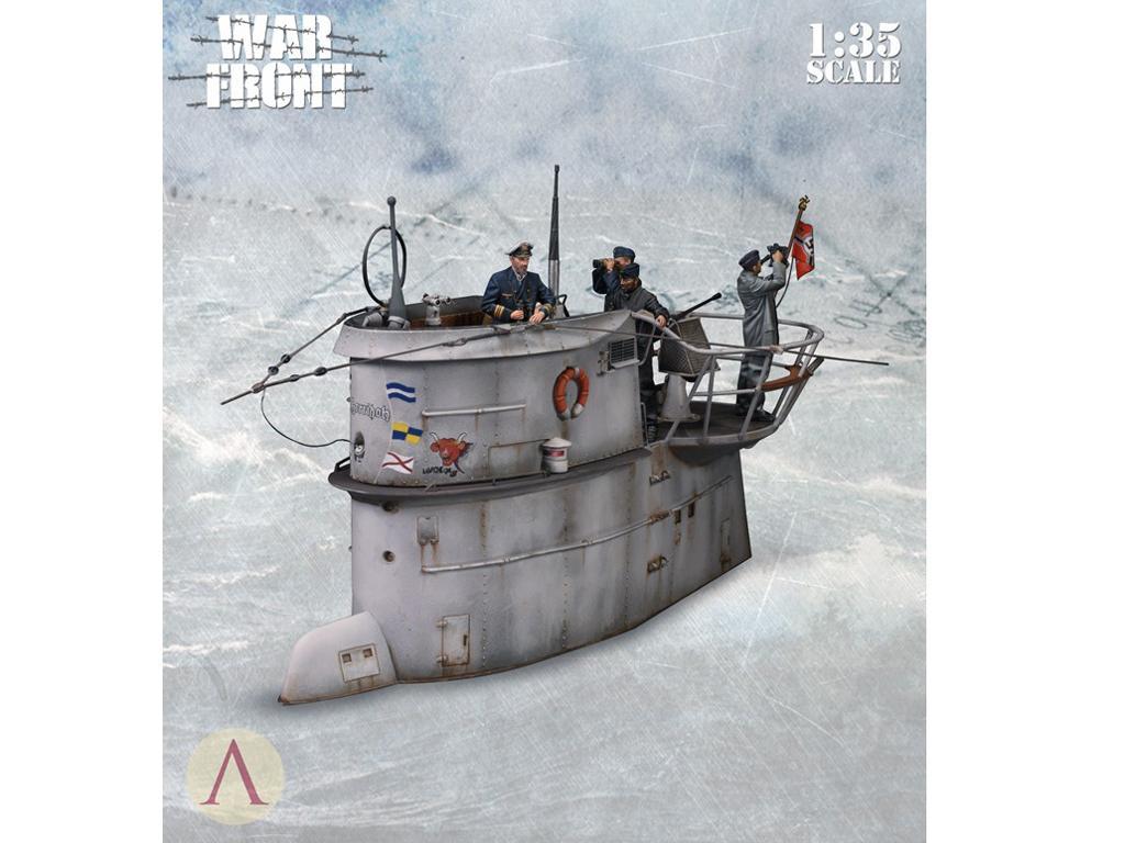 Seccion Submarino (Vista 2)