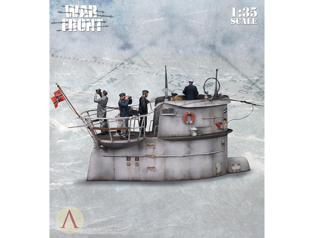 Seccion Submarino (Vista 4)