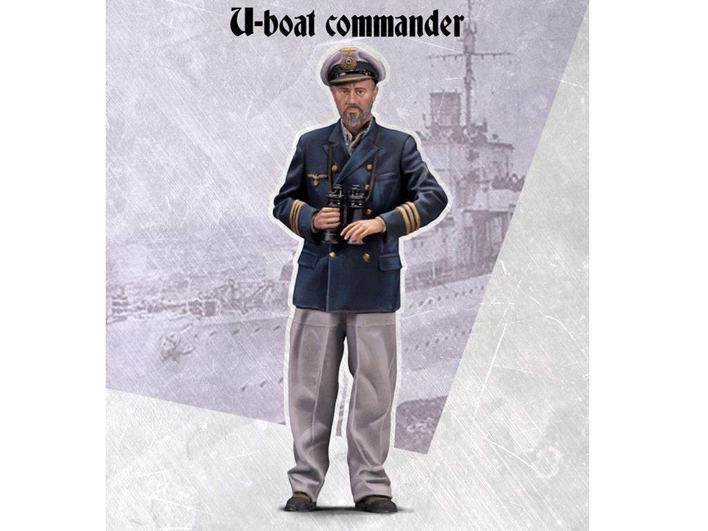Comandante Submarino (Vista 1)