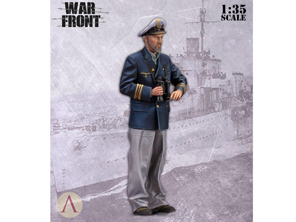Comandante Submarino (Vista 2)