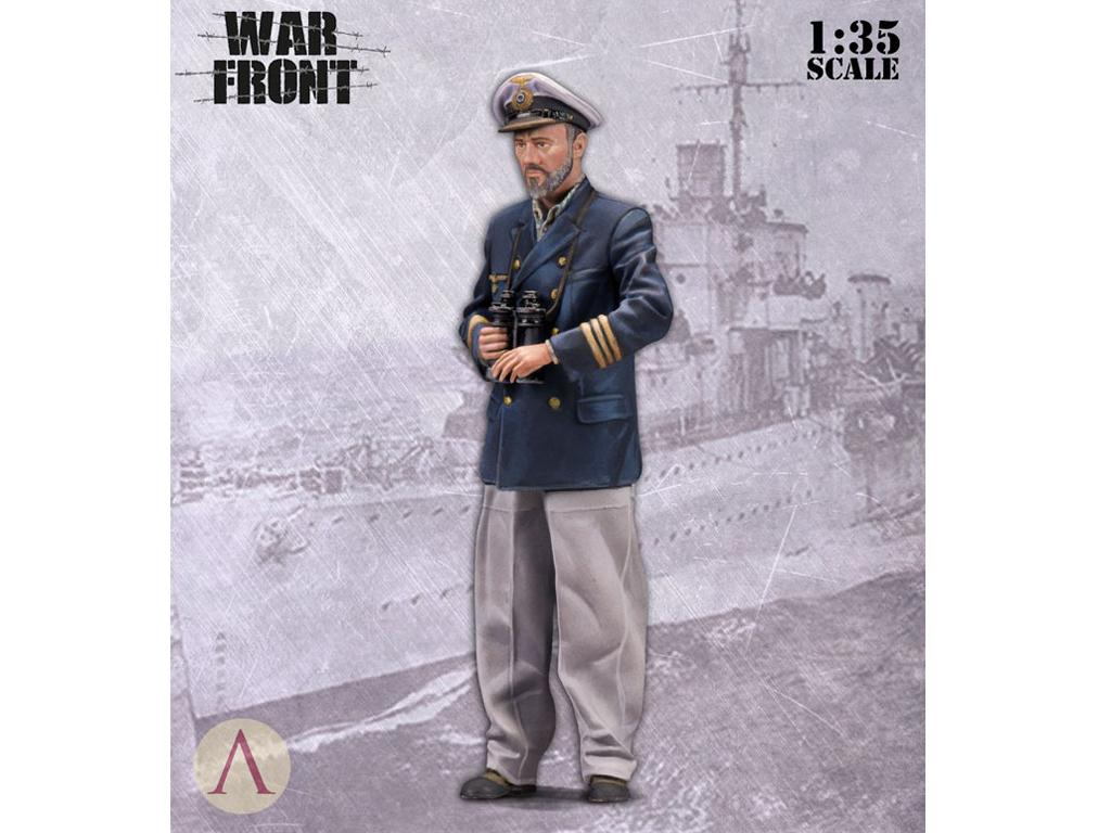 Comandante Submarino (Vista 3)