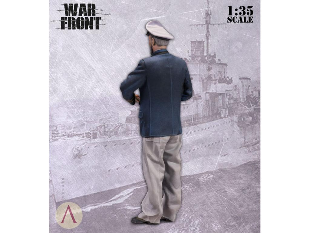 Comandante Submarino (Vista 4)