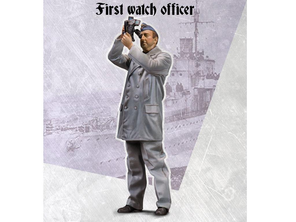 Primer Oficial de Guardia (Vista 1)
