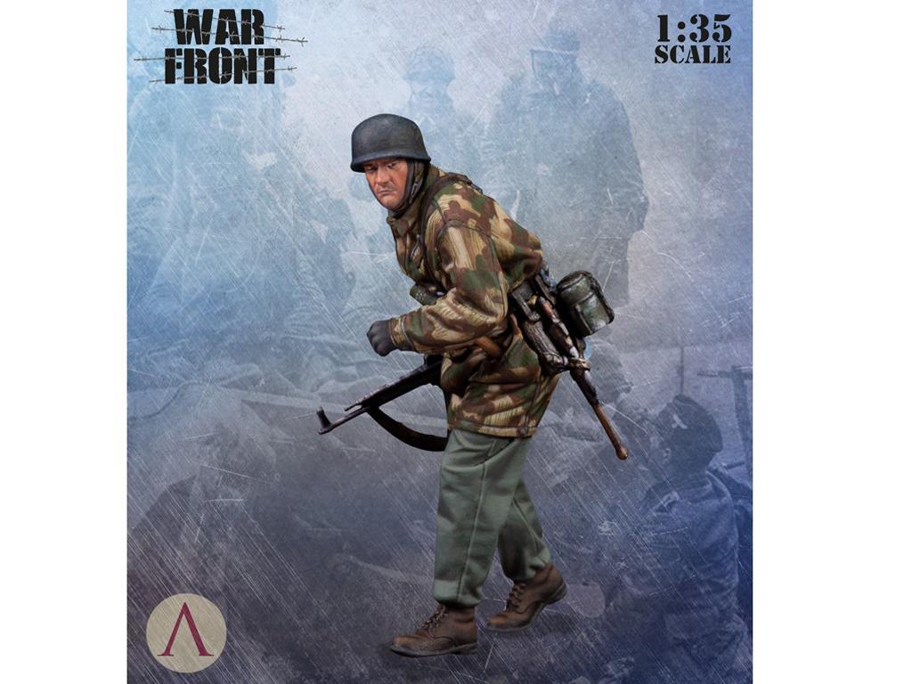 Jager 5.Fallschirmjager-Division (Vista 3)