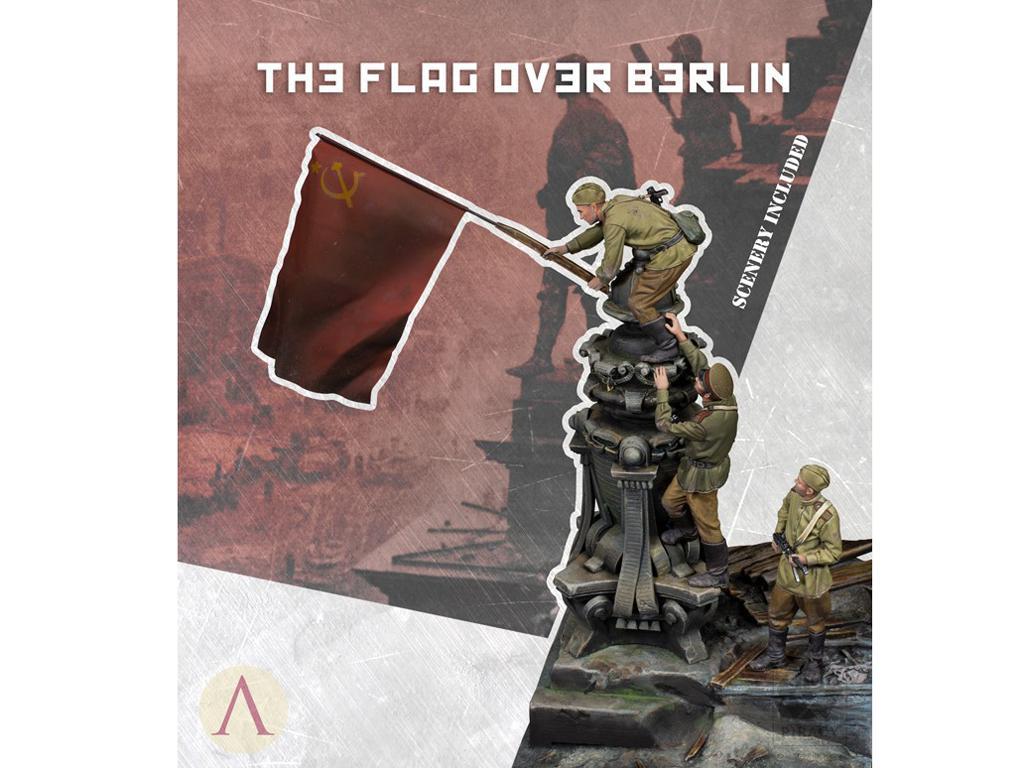 La bandera sobre Berlín (Vista 1)