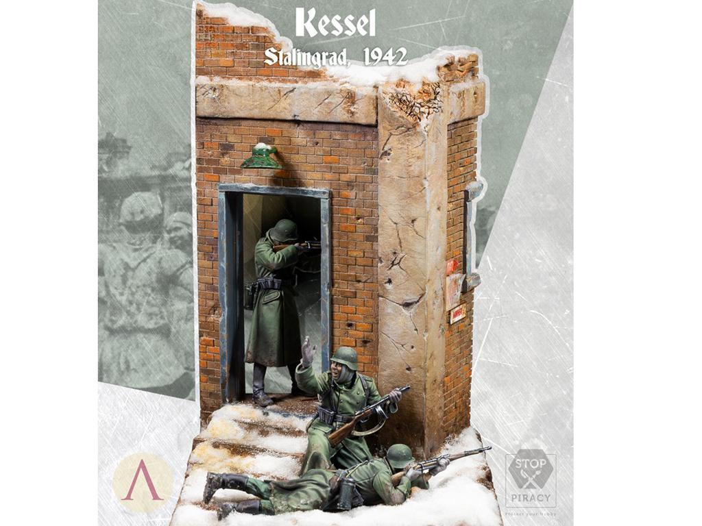 Kessel - Stalingrad 1942 (Vista 1)