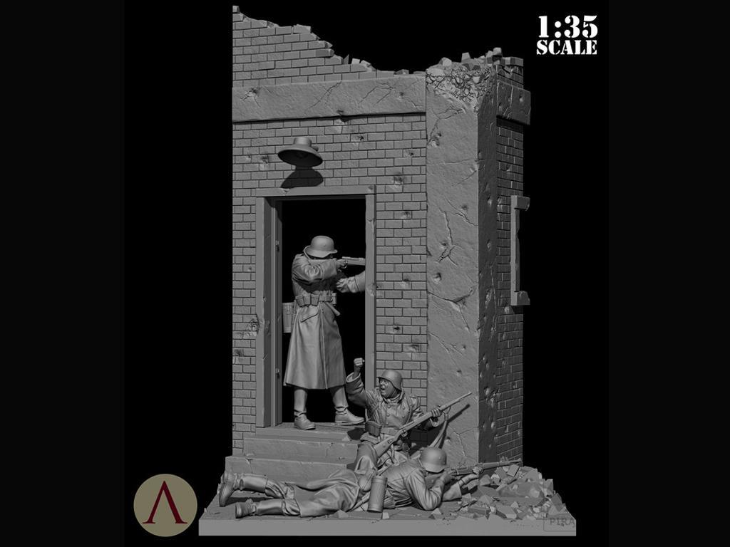 Kessel - Stalingrad 1942 (Vista 10)