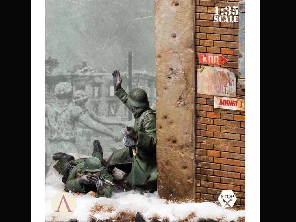 Kessel - Stalingrad 1942 (Vista 4)