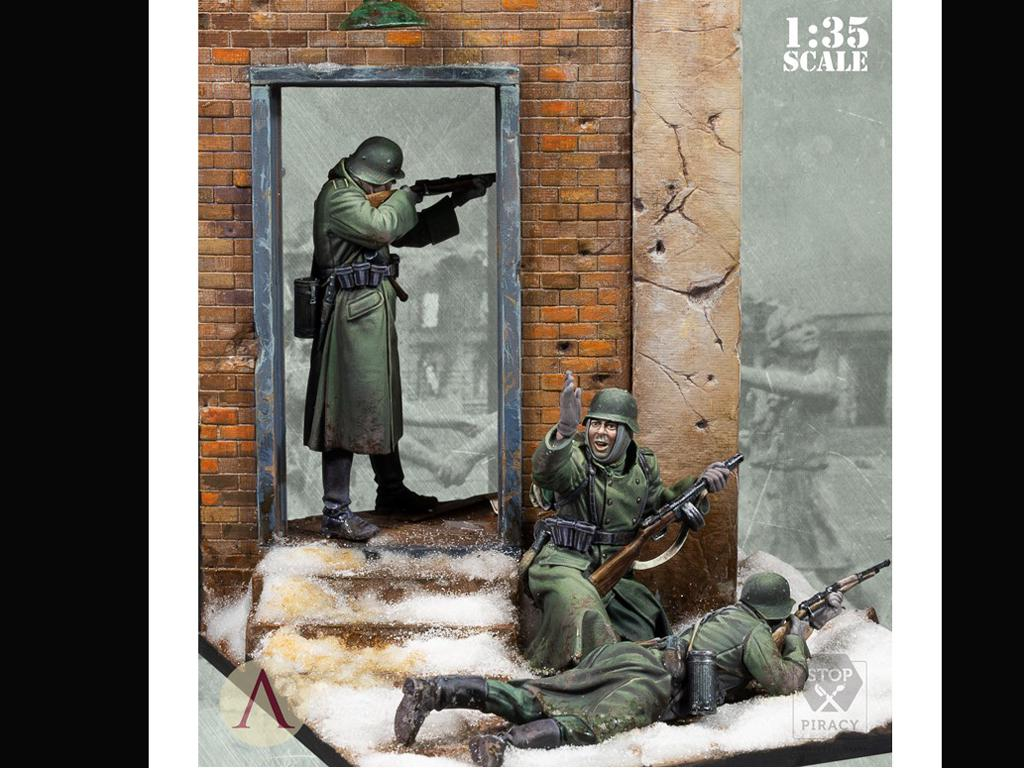 Kessel - Stalingrad 1942 (Vista 7)