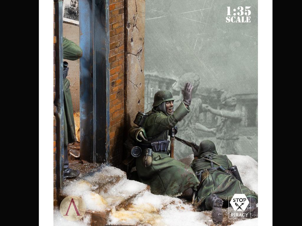 Kessel - Stalingrad 1942 (Vista 8)