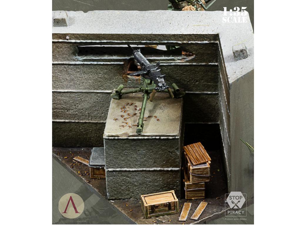 Bunker Run El Pacífico 1944-1945 (Vista 7)