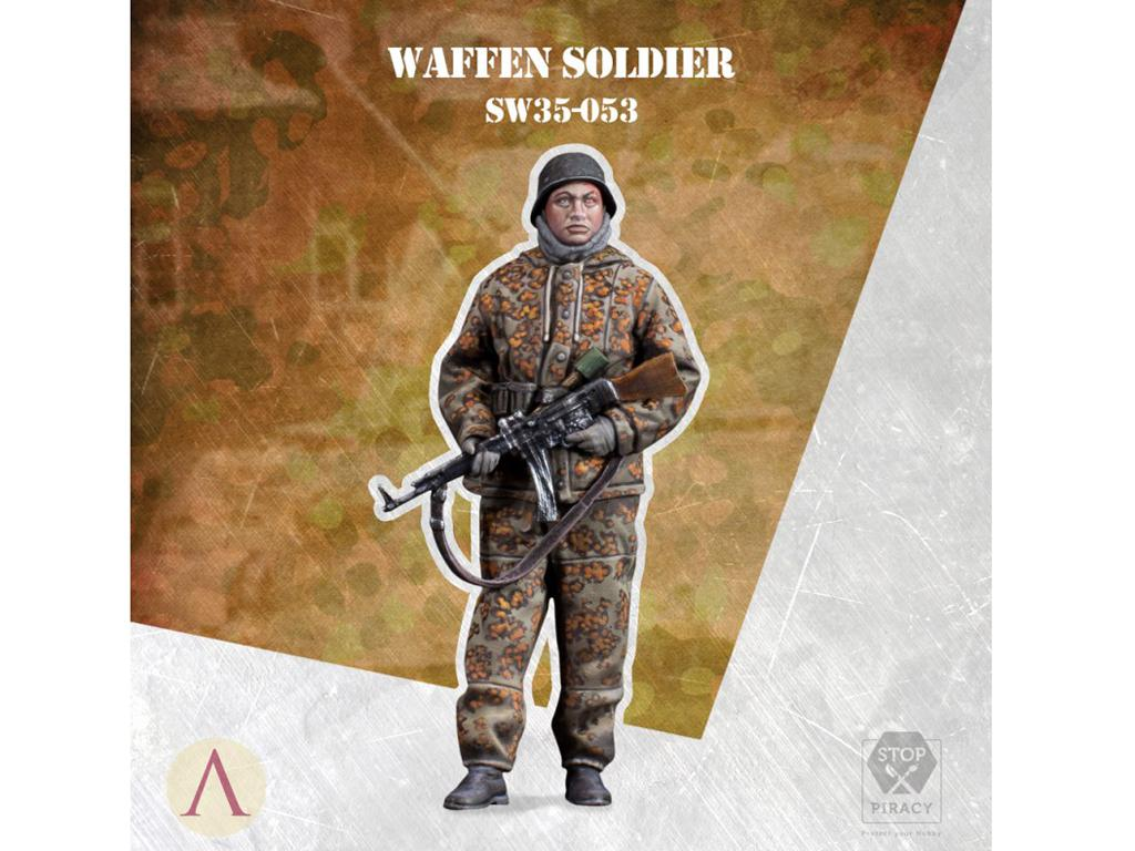 Waffen Soldier (Vista 1)