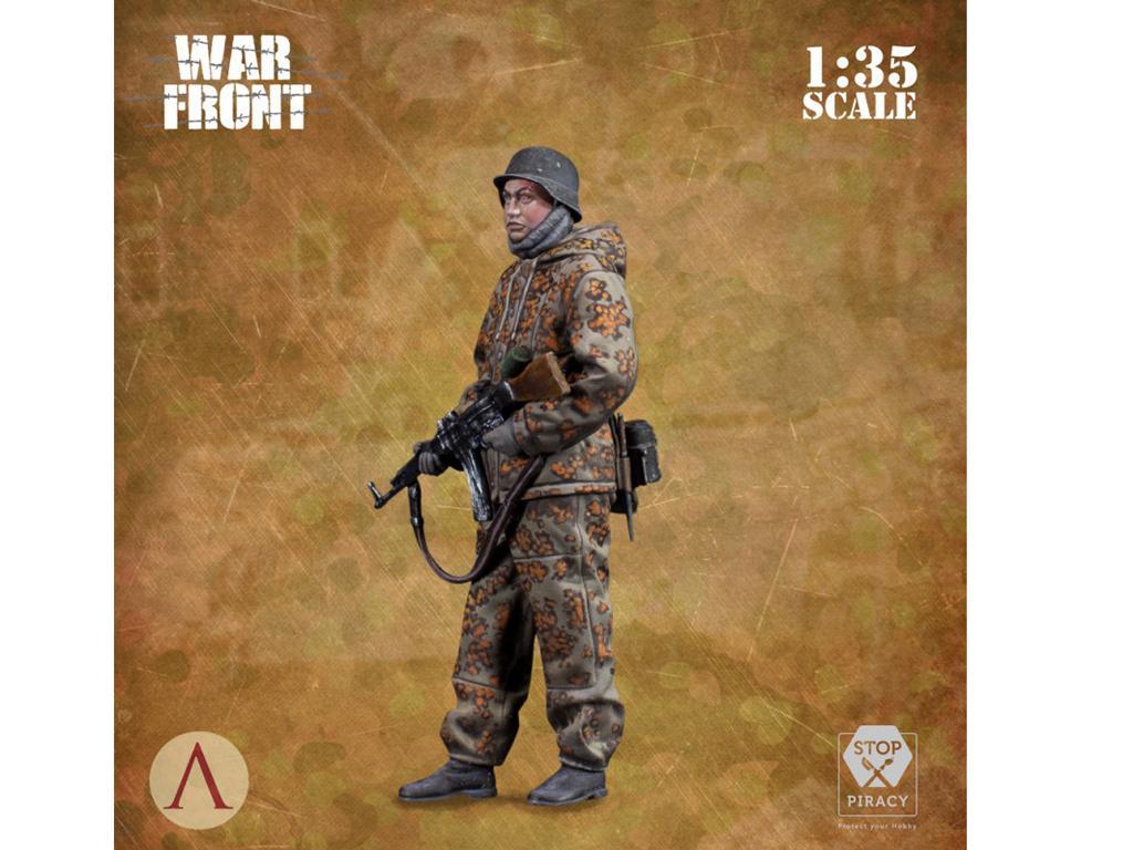 Waffen Soldier (Vista 3)