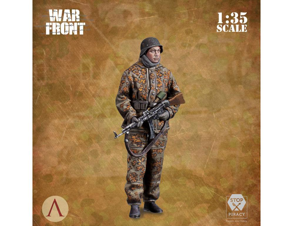 Waffen Soldier (Vista 4)