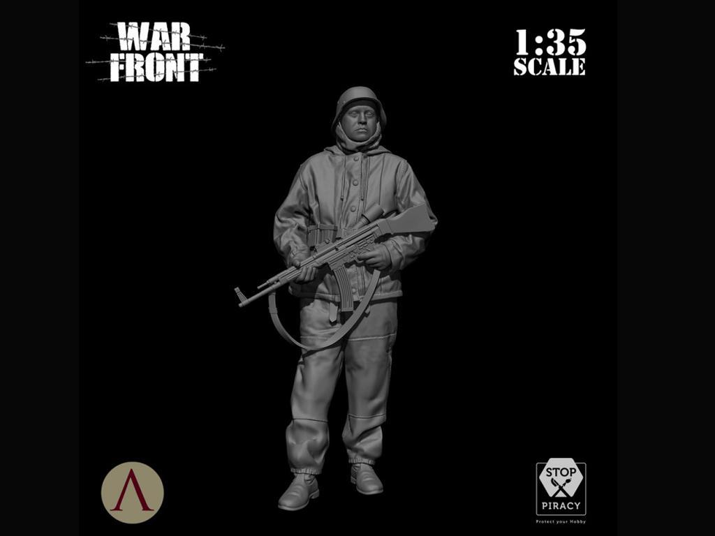 Waffen Soldier (Vista 6)