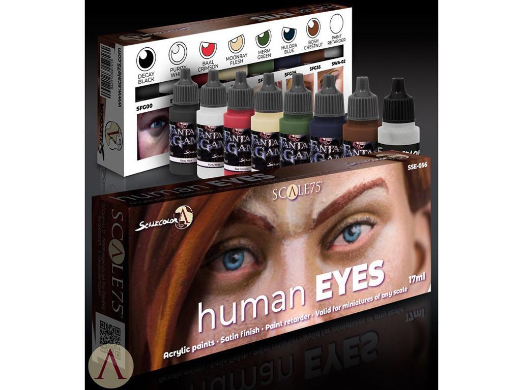 Human Eyes (Vista 1)