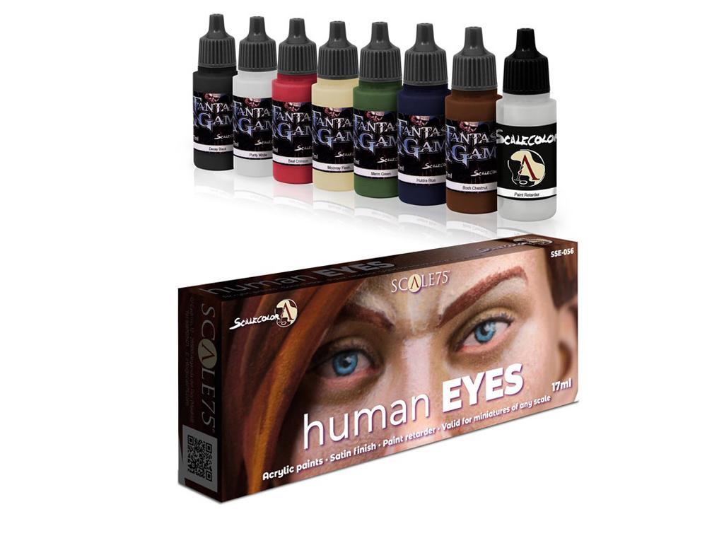 Human Eyes (Vista 2)