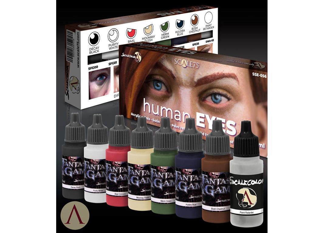 Human Eyes (Vista 5)