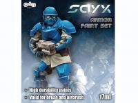 Sayx Paint Set (Vista 6)