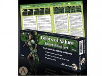 Colores de la naturaleza Verde (Vista 8)