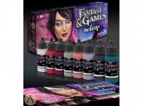 Fantasy & Games - Makeup (Vista 9)