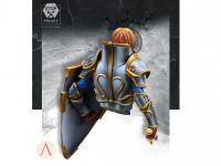 Irina Wandering Sword (Vista 9)