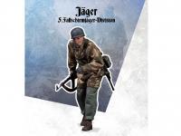 Jager 5.Fallschirmjager-Division (Vista 5)